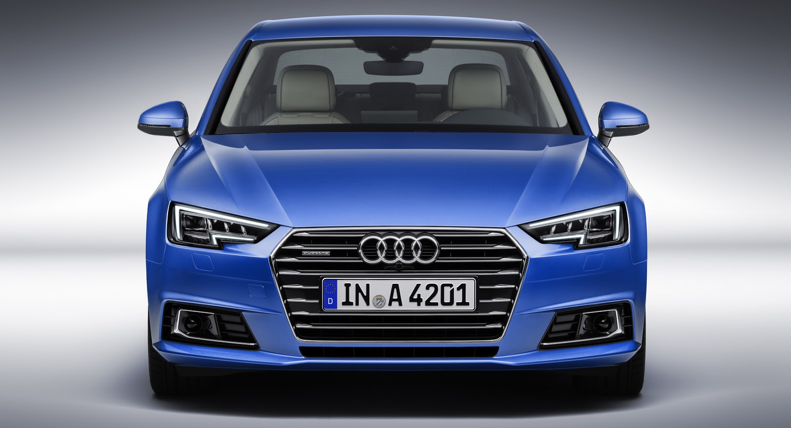 Audi A4 V (B9) 2015 - now Sedan #7