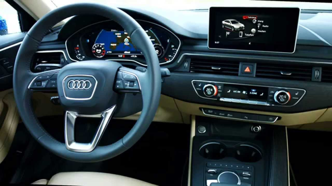 Audi A4 V (B9) 2015 - now Sedan #2