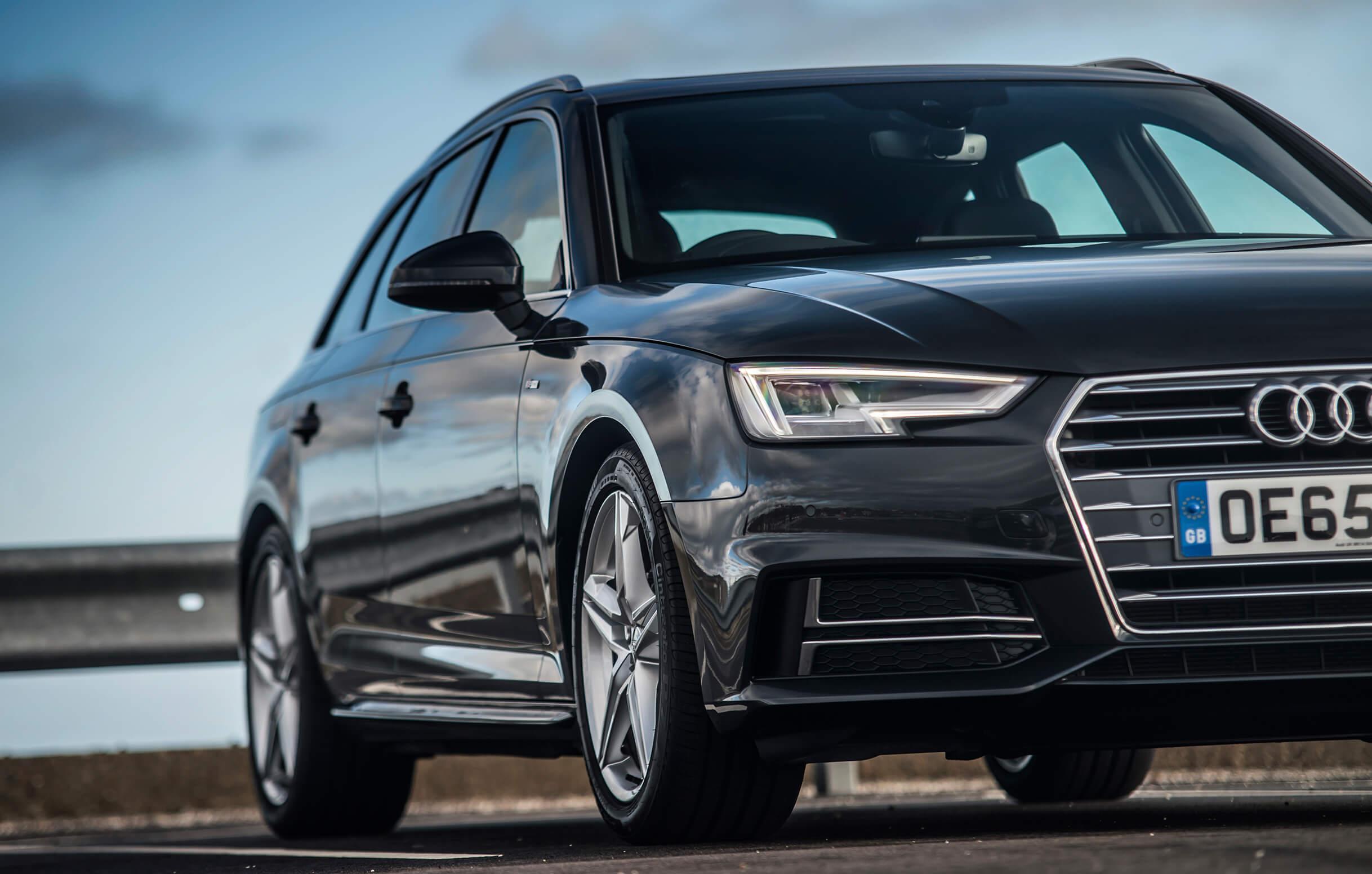 Audi A4 allroad V (B9) 2016 - now Station wagon 5 door #3