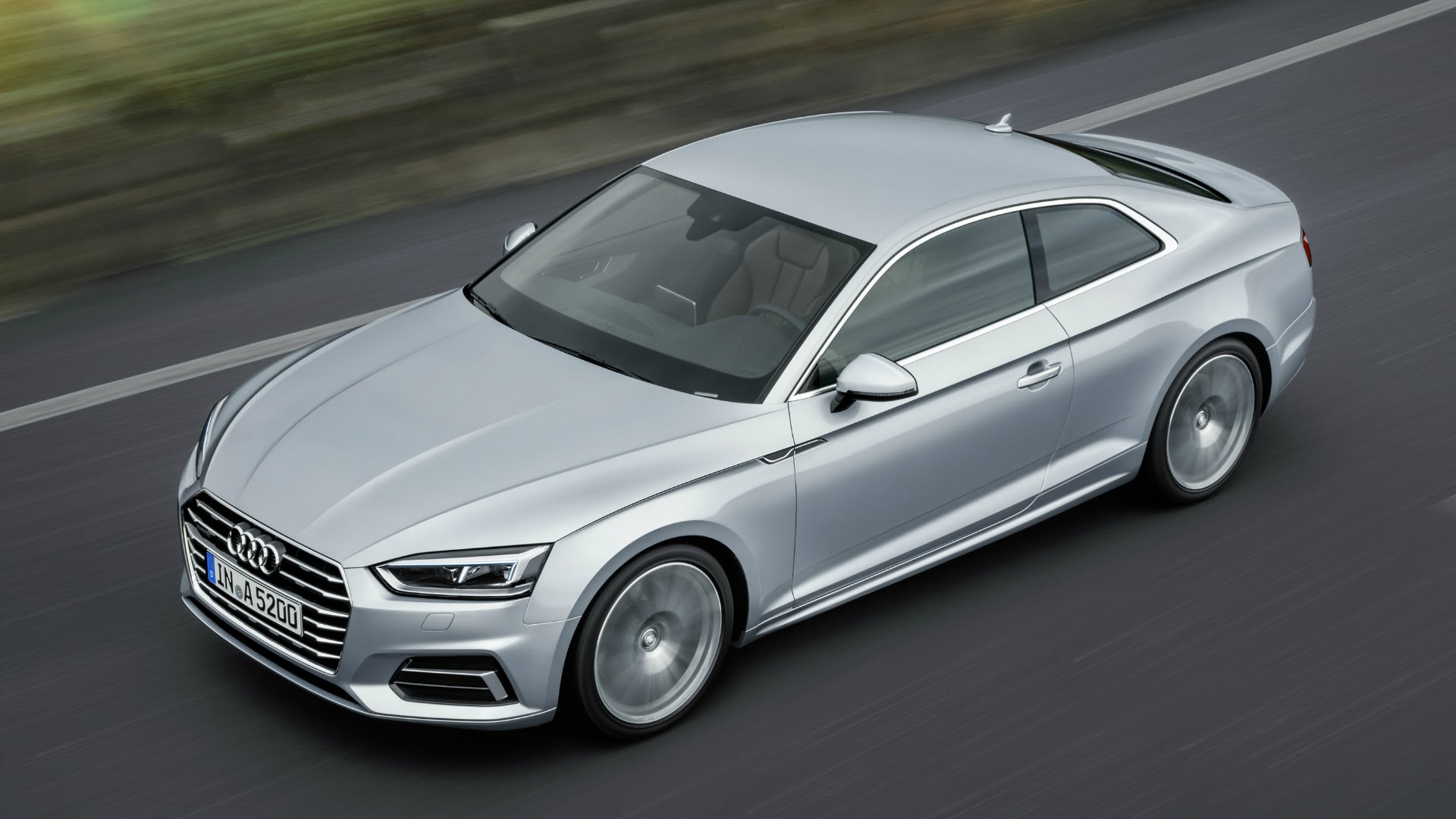 Audi A5 II 2016 - now Coupe #4