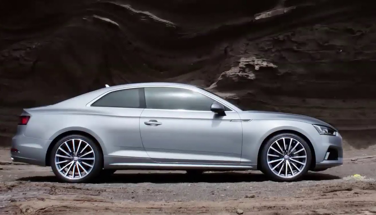 Audi A5 II 2016 - now Coupe #2