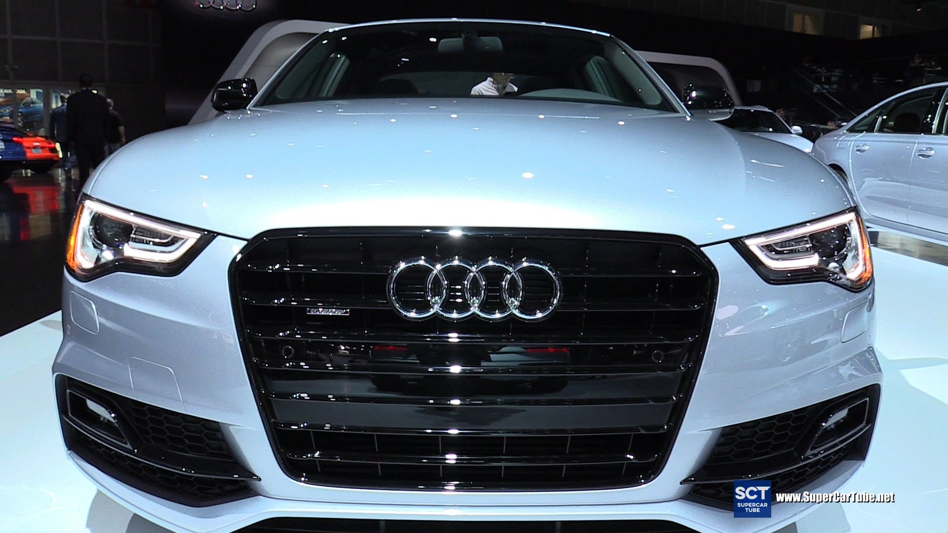 Audi A5 II 2016 - now Coupe #5