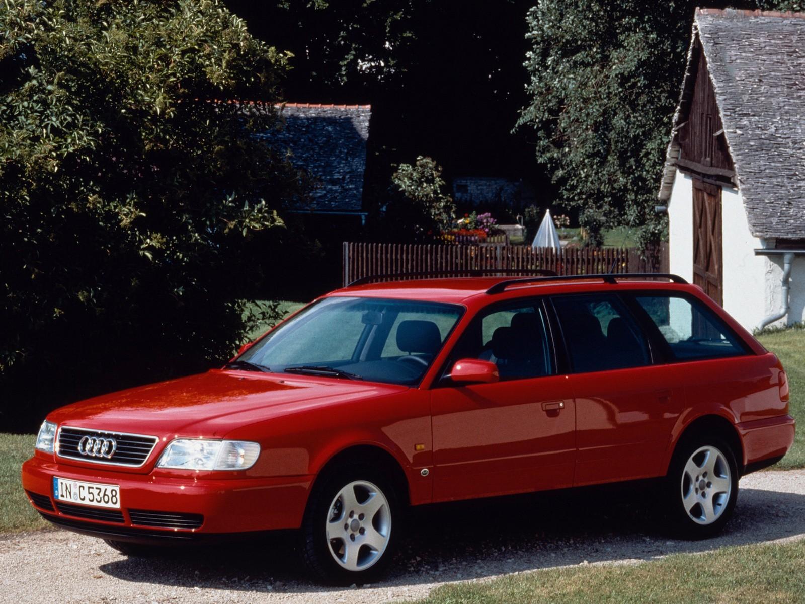 Audi S6 I (C4) 1994 - 1997 Sedan #3