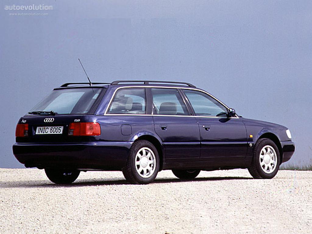 Audi S6 I (C4) 1994 - 1997 Sedan #4