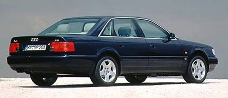 Audi S6 I (C4) 1994 - 1997 Sedan #7