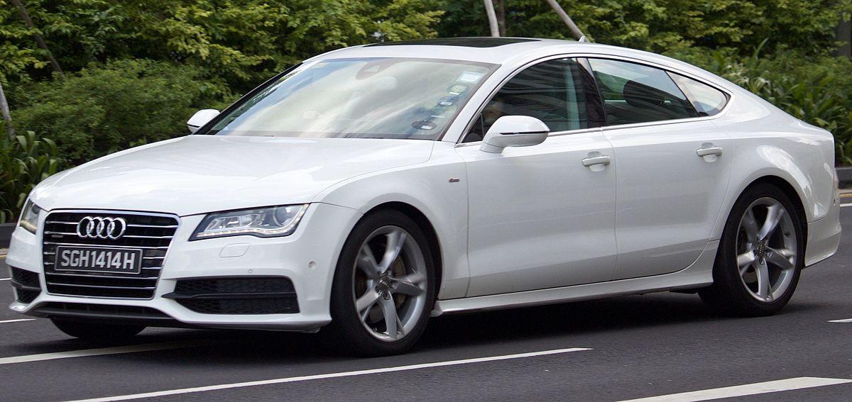 Audi S7 I 2012 - 2014 Liftback #6