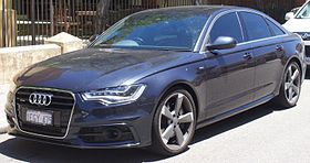 Audi S6 IV (C7) Restyling 2014 - now Station wagon 5 door #3
