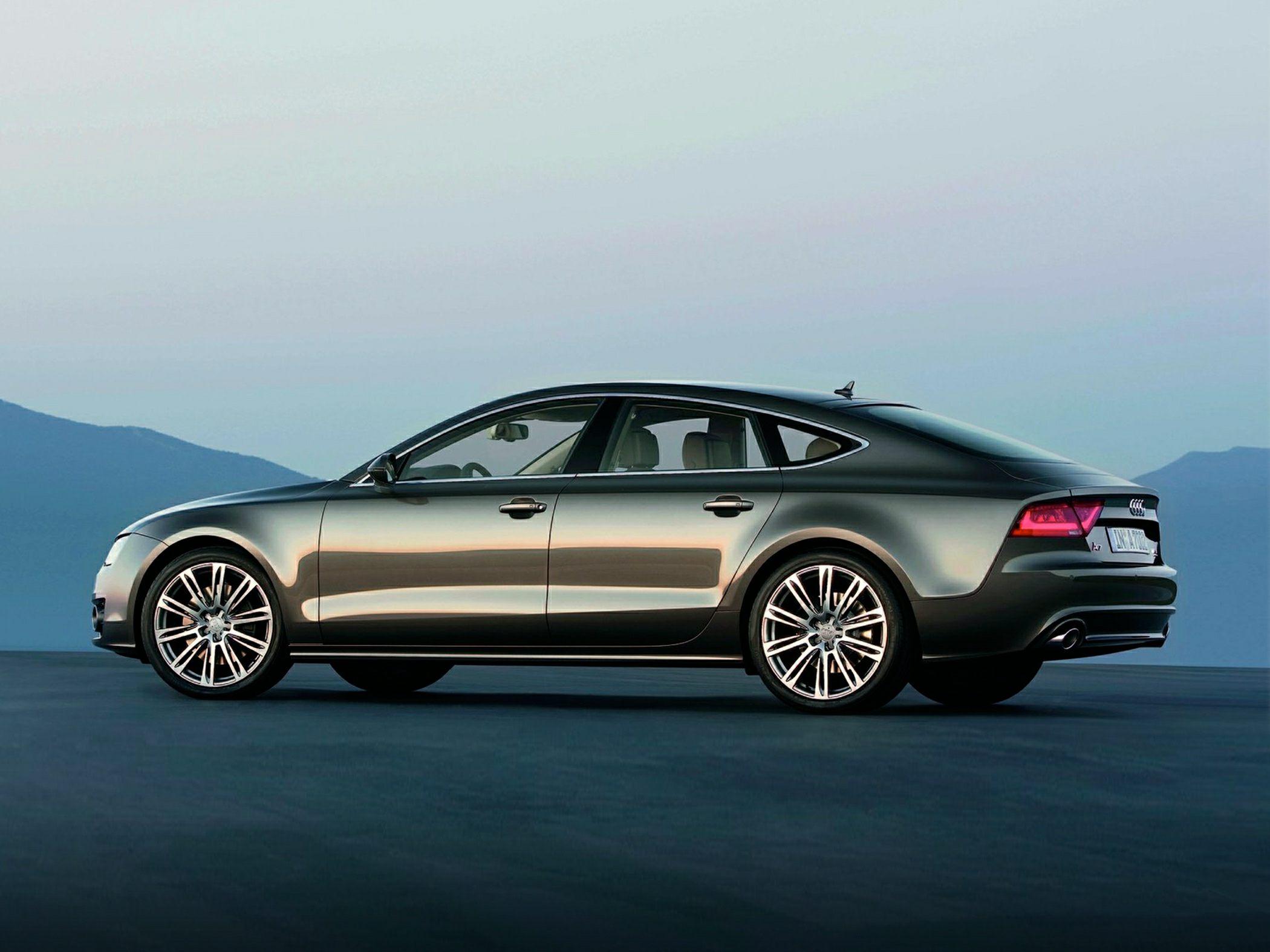 Audi A7 I 2010 - 2014 Liftback #6