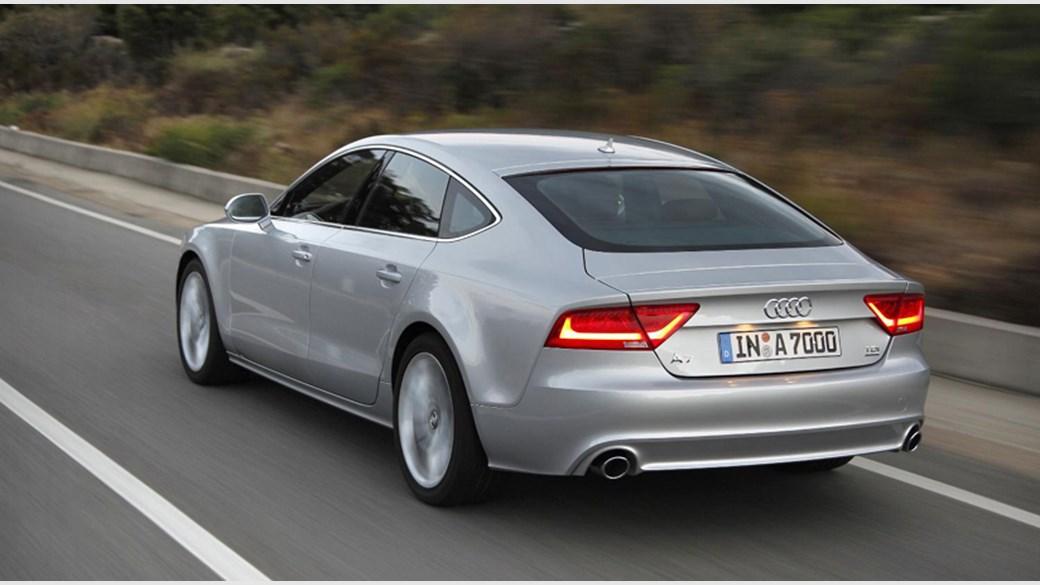 Audi A7 I 2010 - 2014 Liftback #1