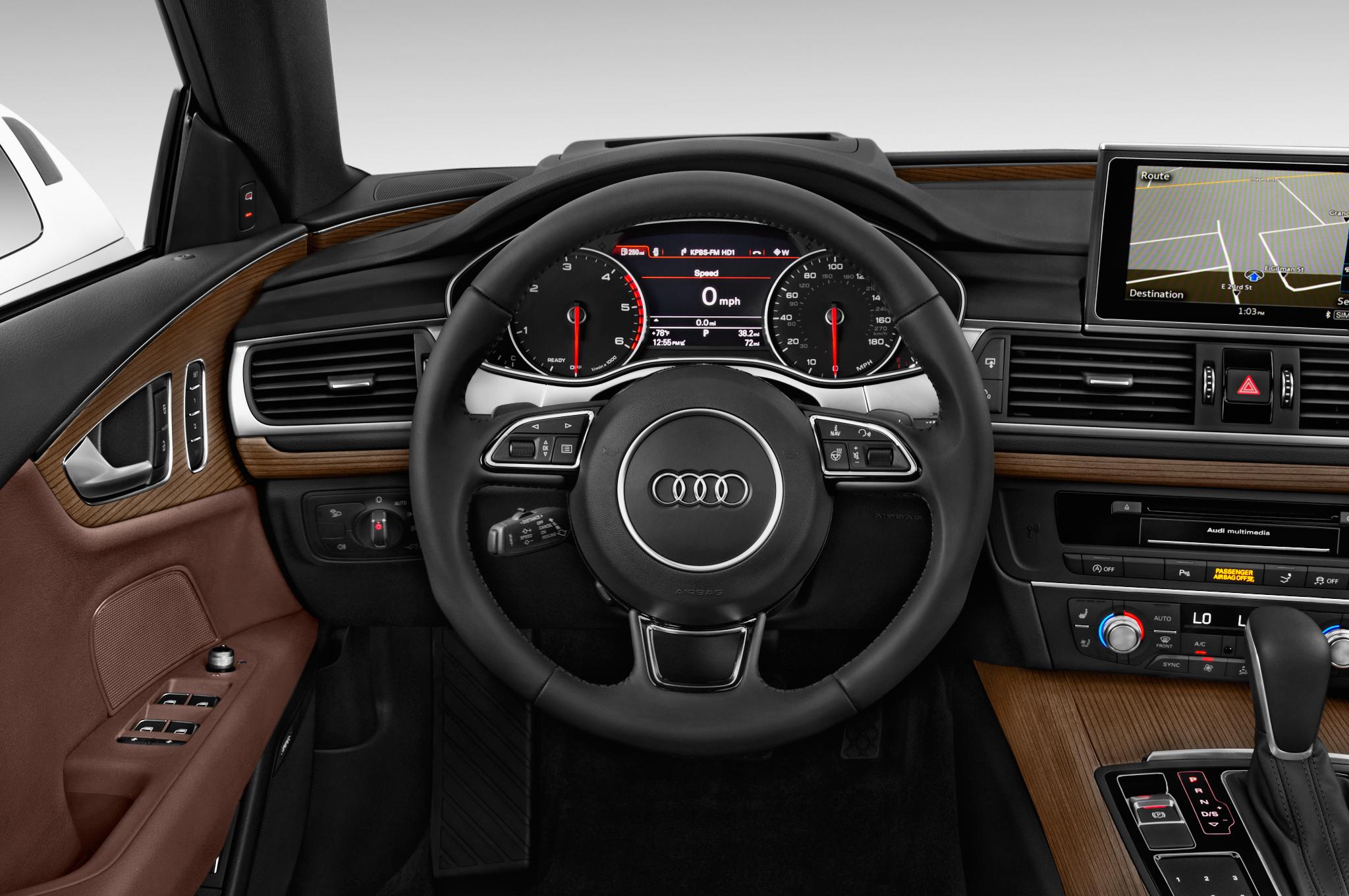 Audi S7 I 2012 - 2014 Liftback #2