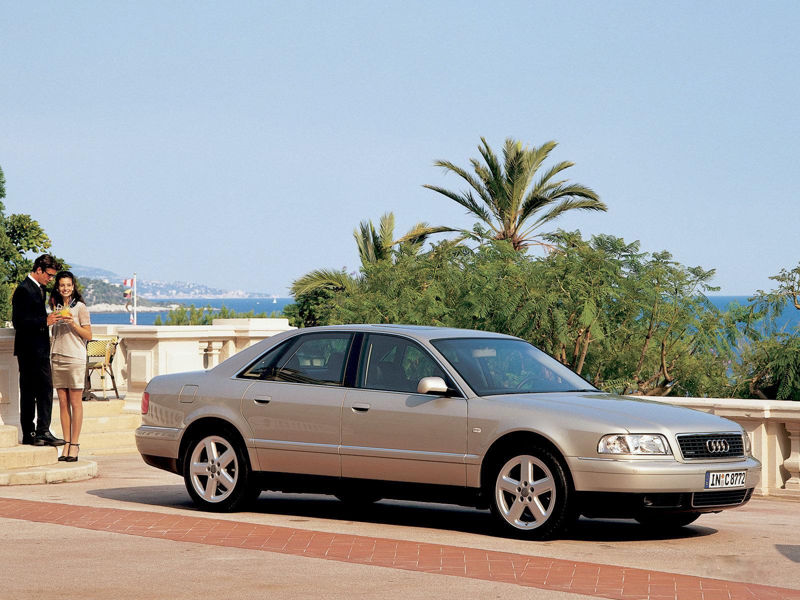 Audi A8 I (D2) 1994 - 1998 Sedan #5