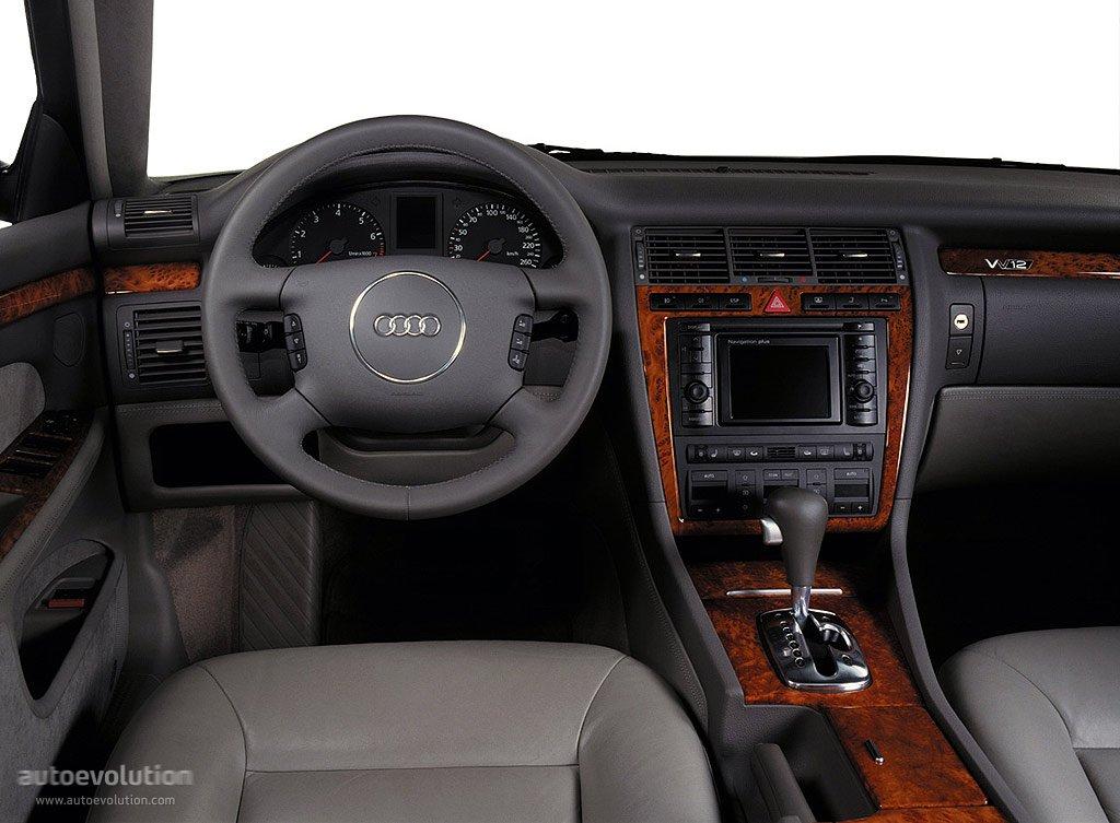 Audi A8 I (D2) 1994 - 1998 Sedan #2