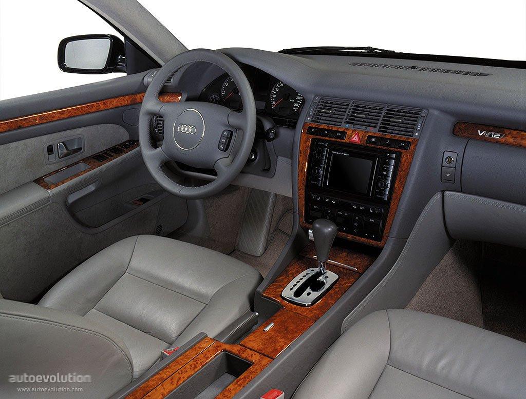 Audi A8 I (D2) 1994 - 1998 Sedan #7