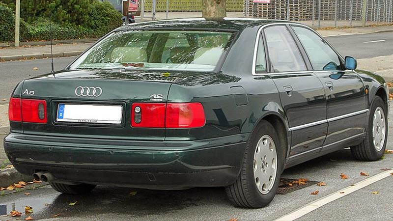 Audi S8 I (D2) 1996 - 1999 Sedan #8