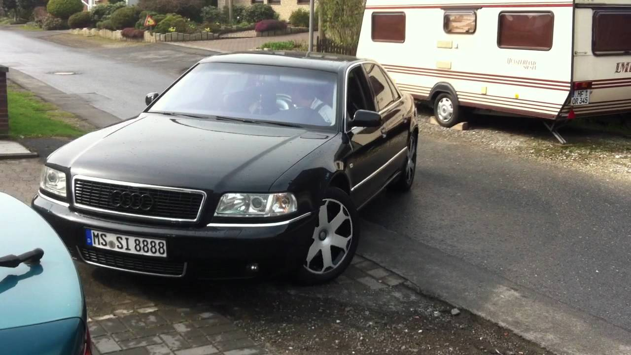 Audi A8 I (D2) Restyling 1998 - 2002 Sedan #5