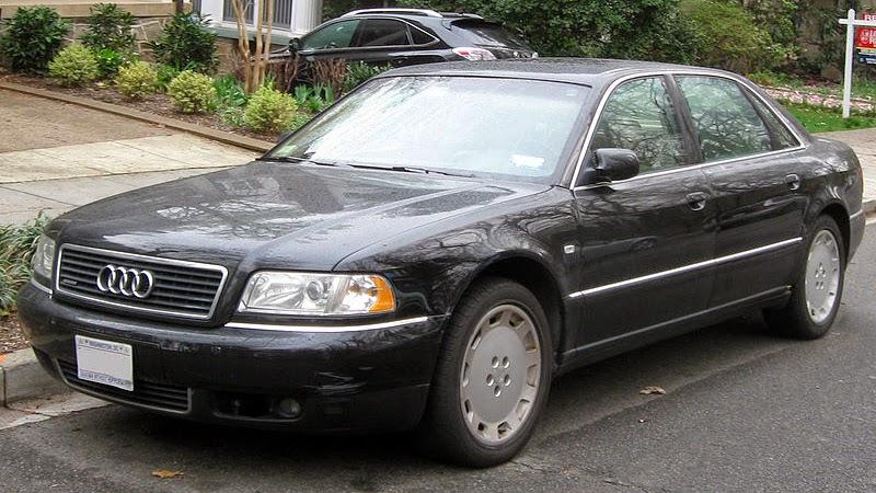 Audi A8 I (D2) Restyling 1998 - 2002 Sedan #7