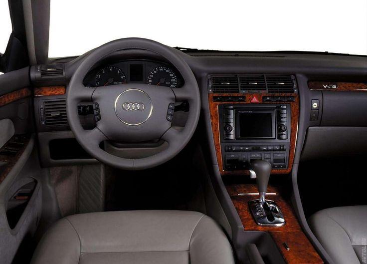 Audi A8 I (D2) Restyling 1998 - 2002 Sedan #3