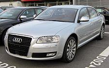 Audi A8 II (D3) Restyling 2005 - 2007 Sedan #8