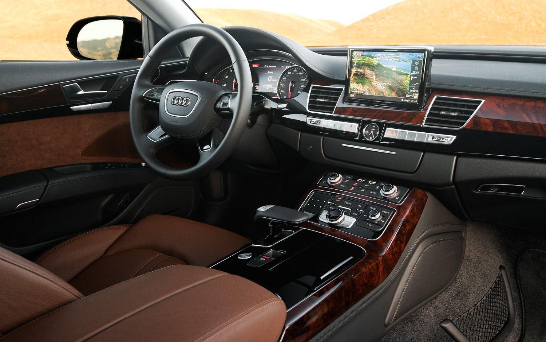 Audi S8 III (D4) Restyling 2013 - now Sedan #8