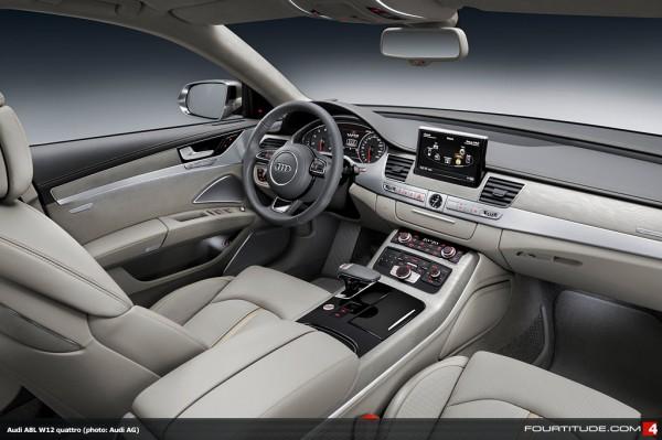 Audi S8 III (D4) Restyling 2013 - now Sedan #7