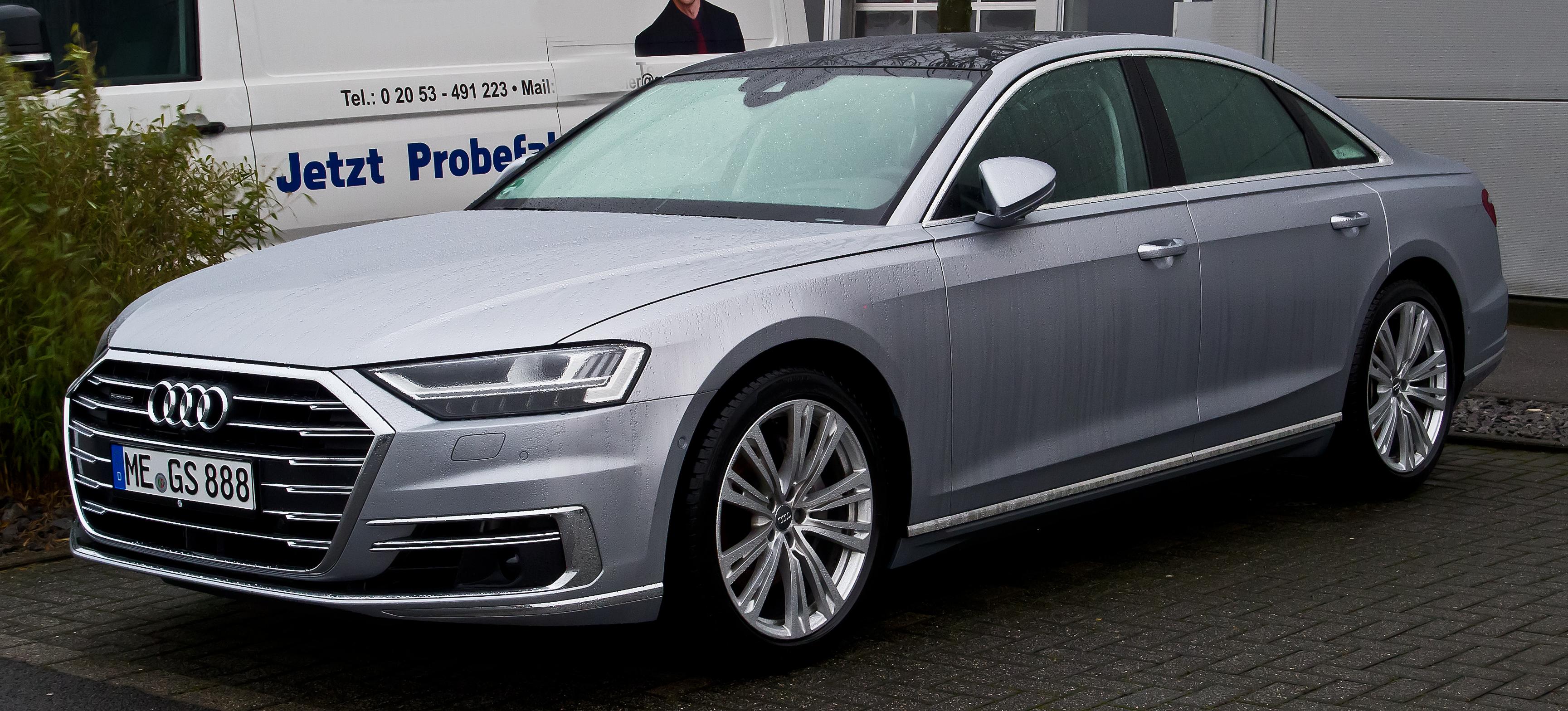 Audi A8 IV (D5) 2017 - now Sedan #3