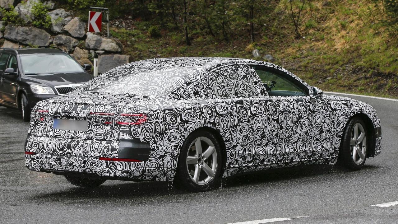 Audi A8 IV (D5) 2017 - now Sedan #7