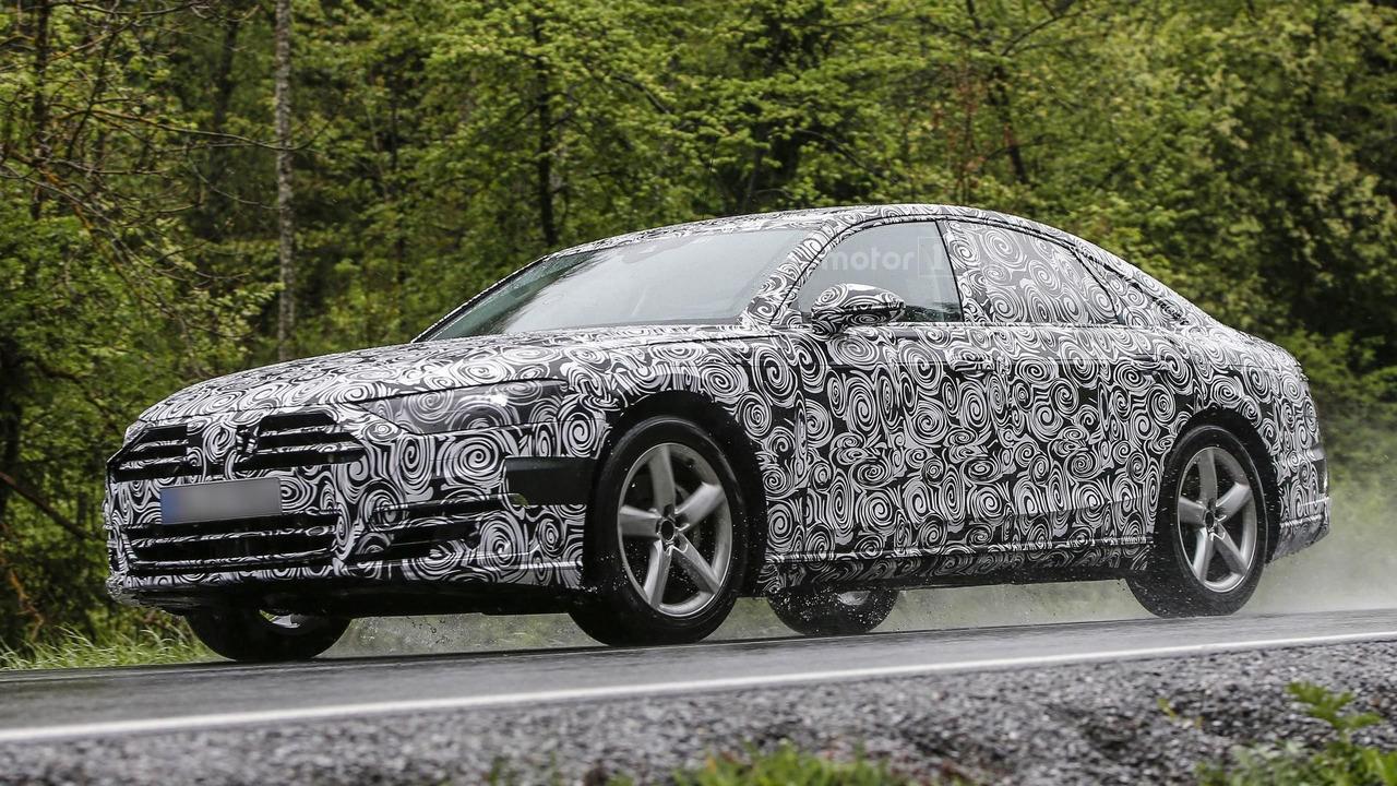 Audi A8 IV (D5) 2017 - now Sedan #2