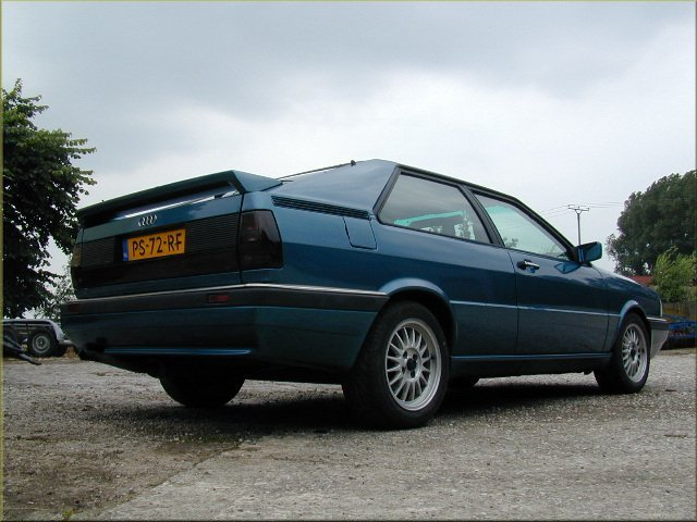 Audi Coupe I (B2) 1980 - 1984 Coupe :: OUTSTANDING CARS