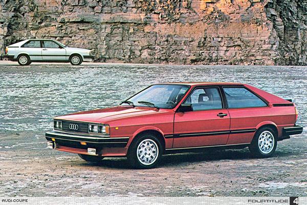 Audi Quattro I 1980 - 1985 Coupe #5