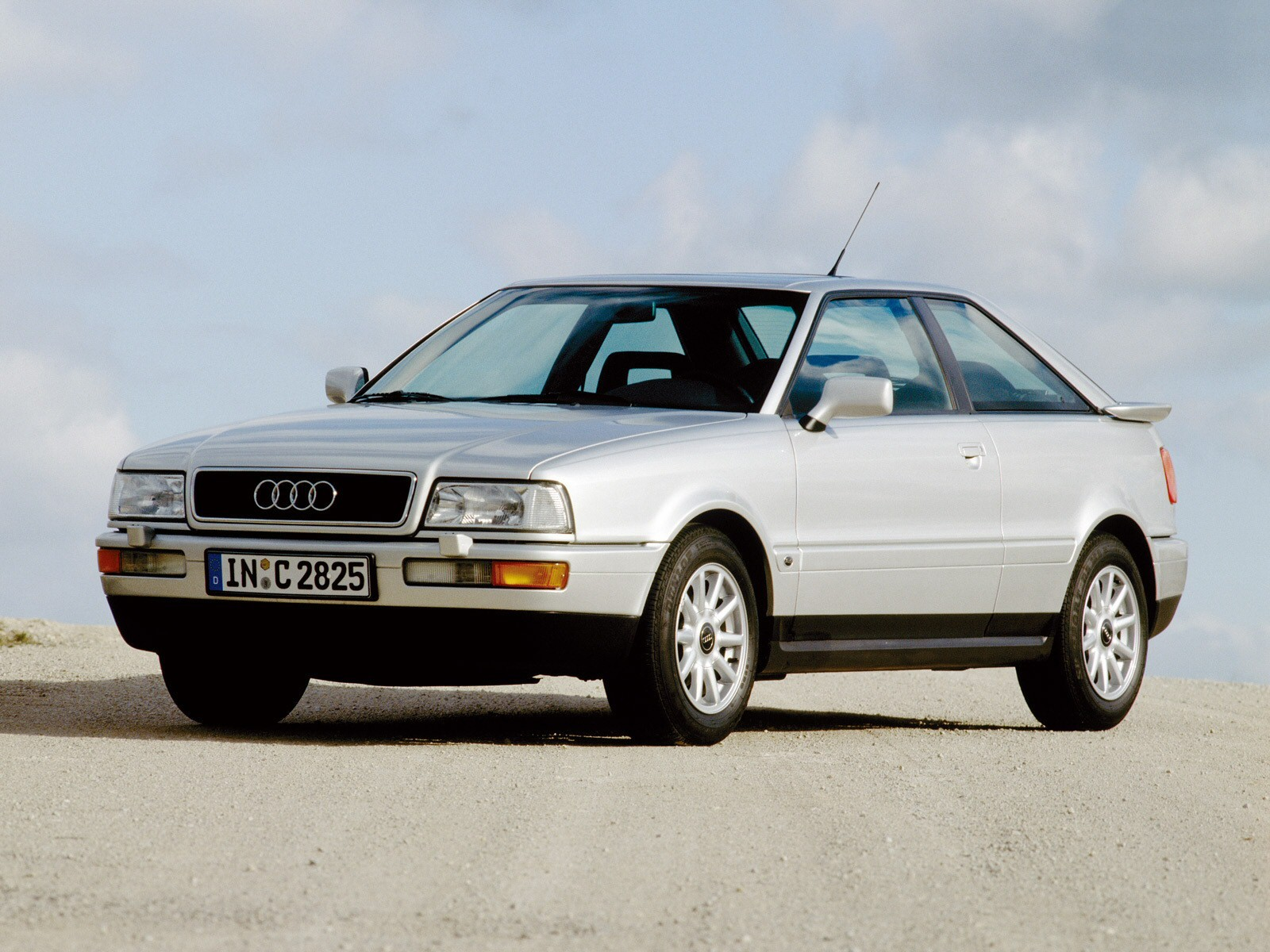 Audi Coupe II (B3) Restyling 1991 - 1996 Coupe #5
