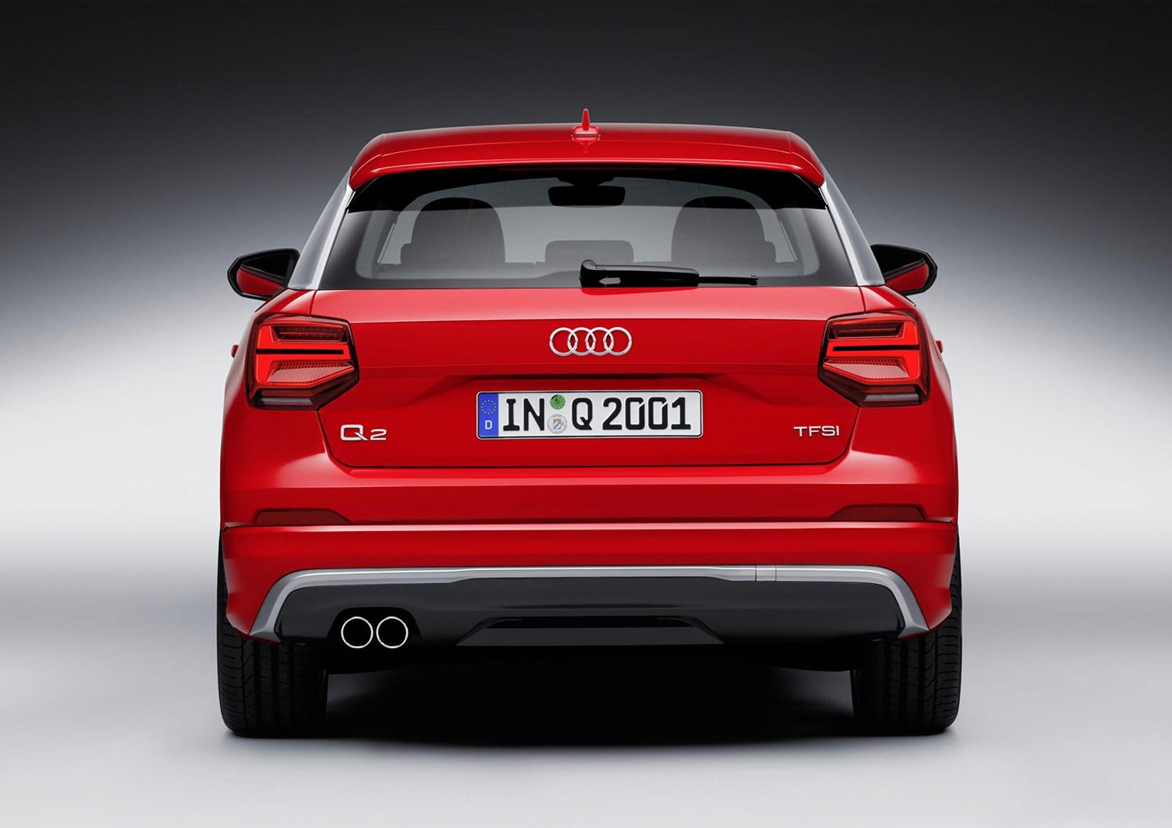 Audi Q2 I 2016 - now SUV 5 door #2