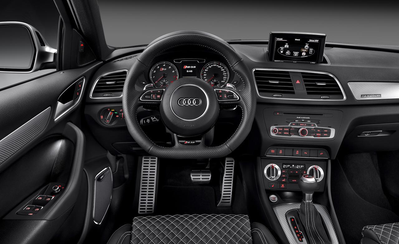 Audi RS Q3 I 2013 - 2014 SUV 5 door #8