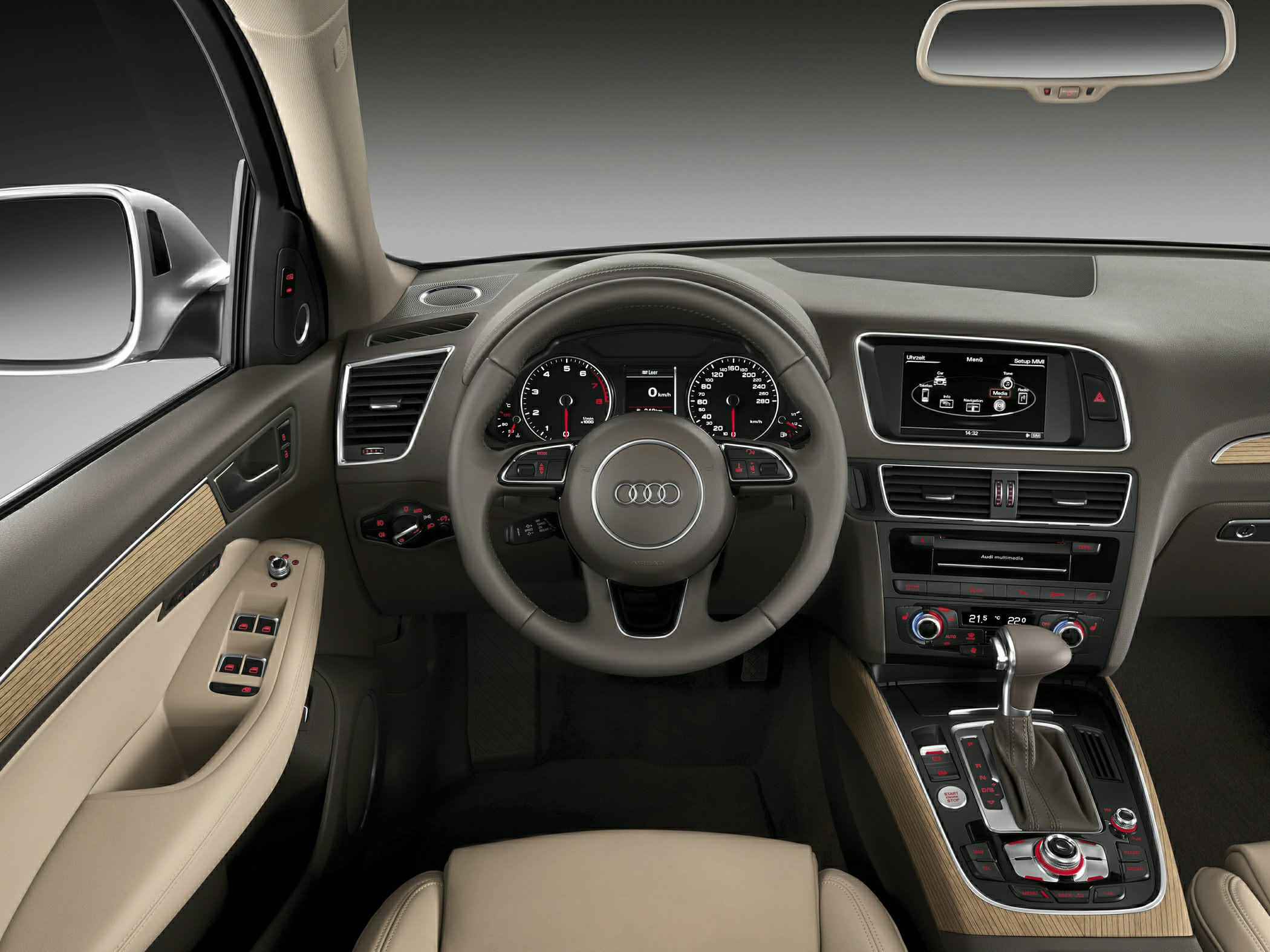 Audi Q5 II 2017 - now SUV 5 door #4