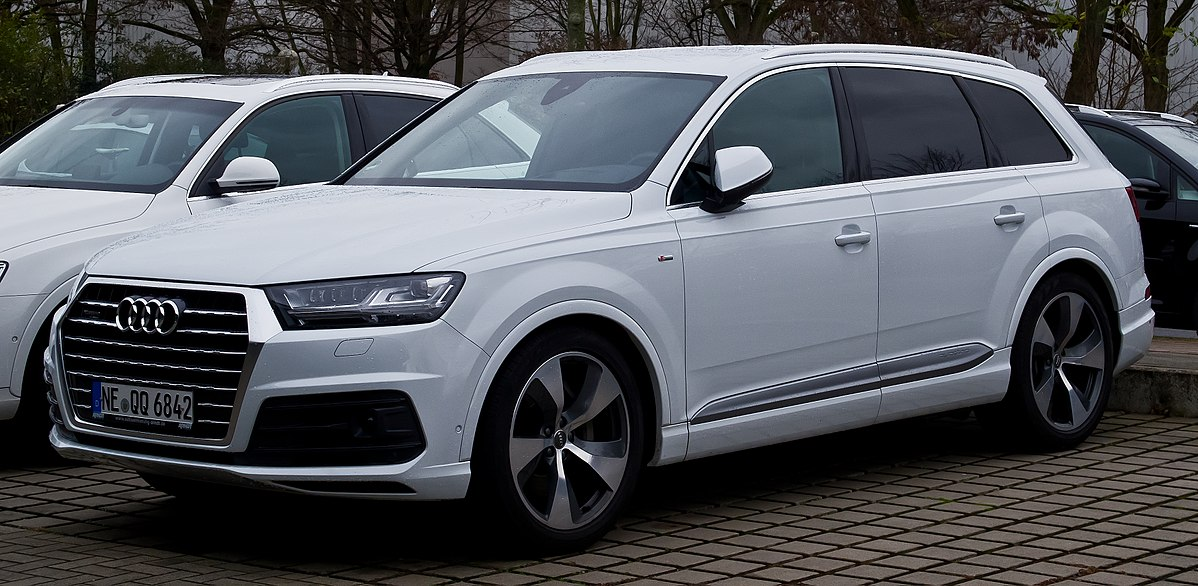 Audi Q7 II 2015 - now SUV 5 door #8