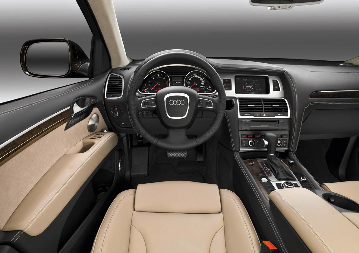 Audi Q7 I 2005 - 2009 SUV 5 door #4