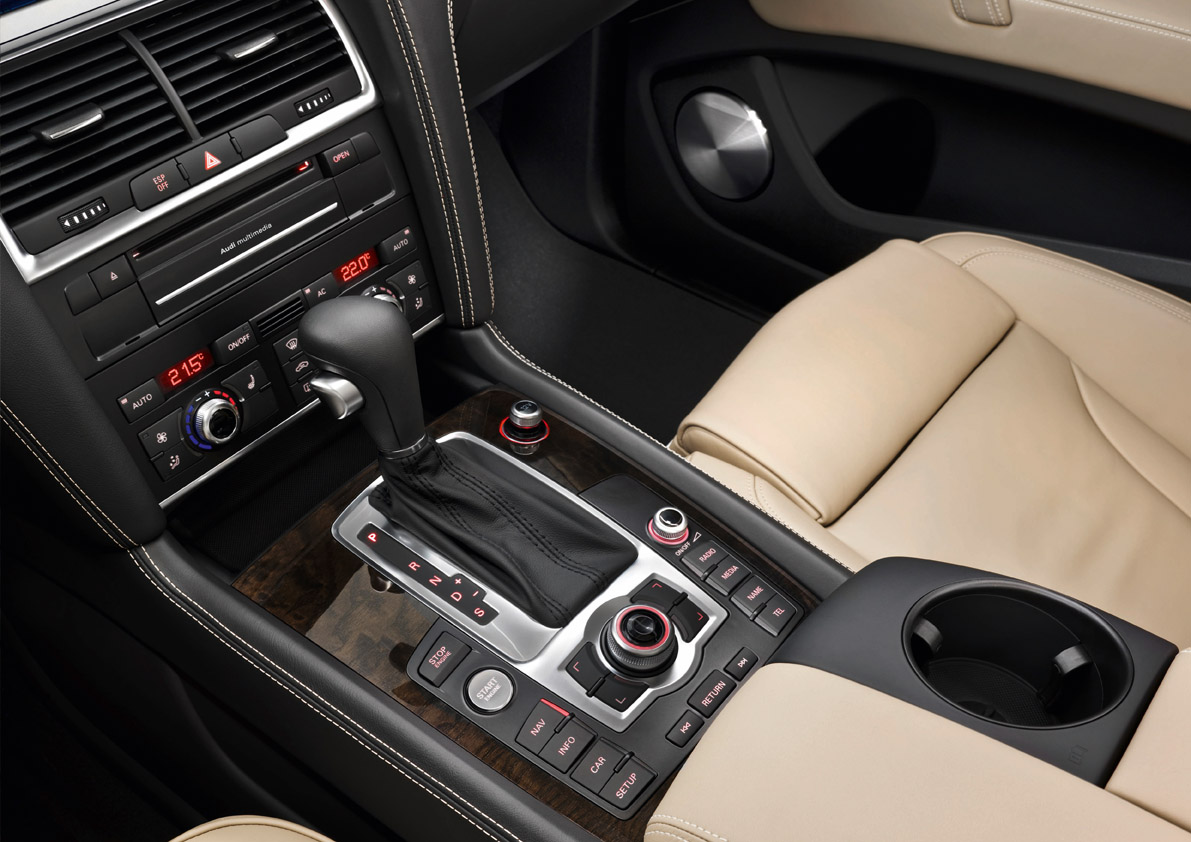 Audi Q7 I Restyling 2009 - 2015 SUV 5 door #5
