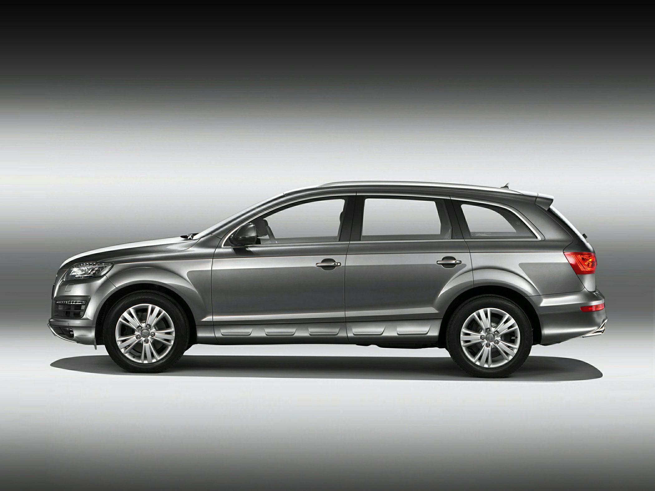 Audi Q7 II 2015 - now SUV 5 door #1