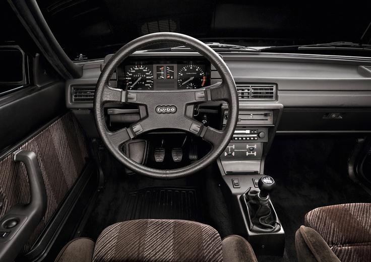 Audi Quattro I 1980 - 1985 Coupe #8