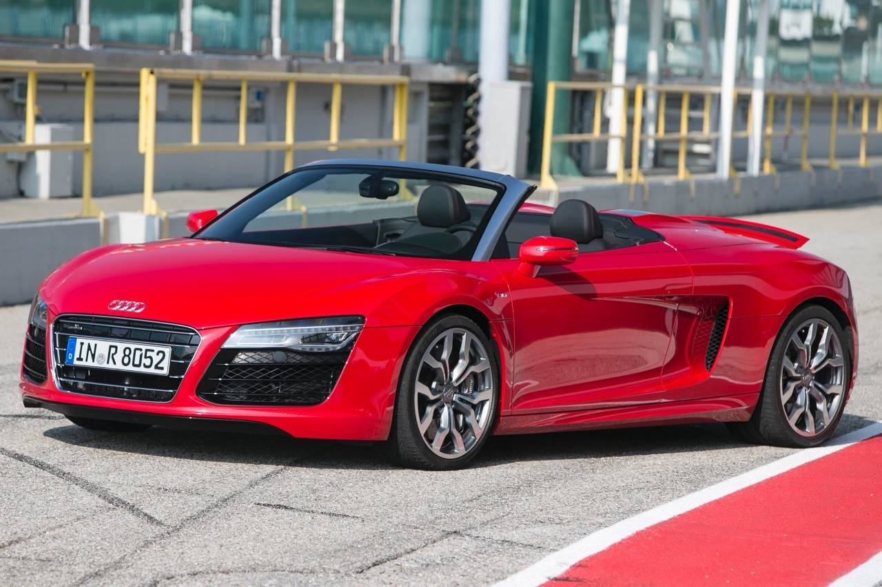 Audi R8 II 2015 - now Coupe #7
