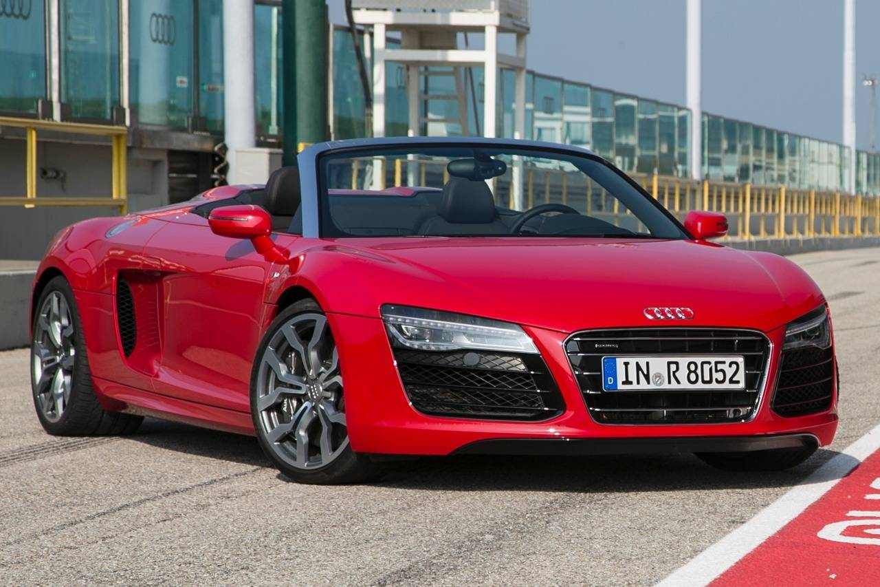 Audi R8 II 2015 - now Coupe #8