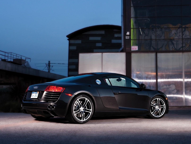 Audi R8 I 2007 - 2012 Coupe #5