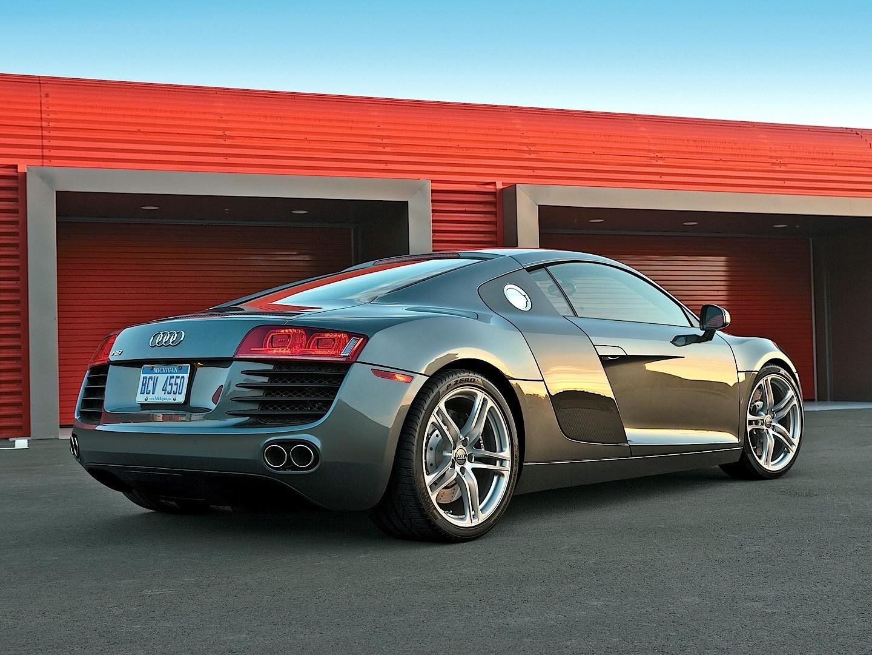 Audi R8 I 2007 - 2012 Coupe #3