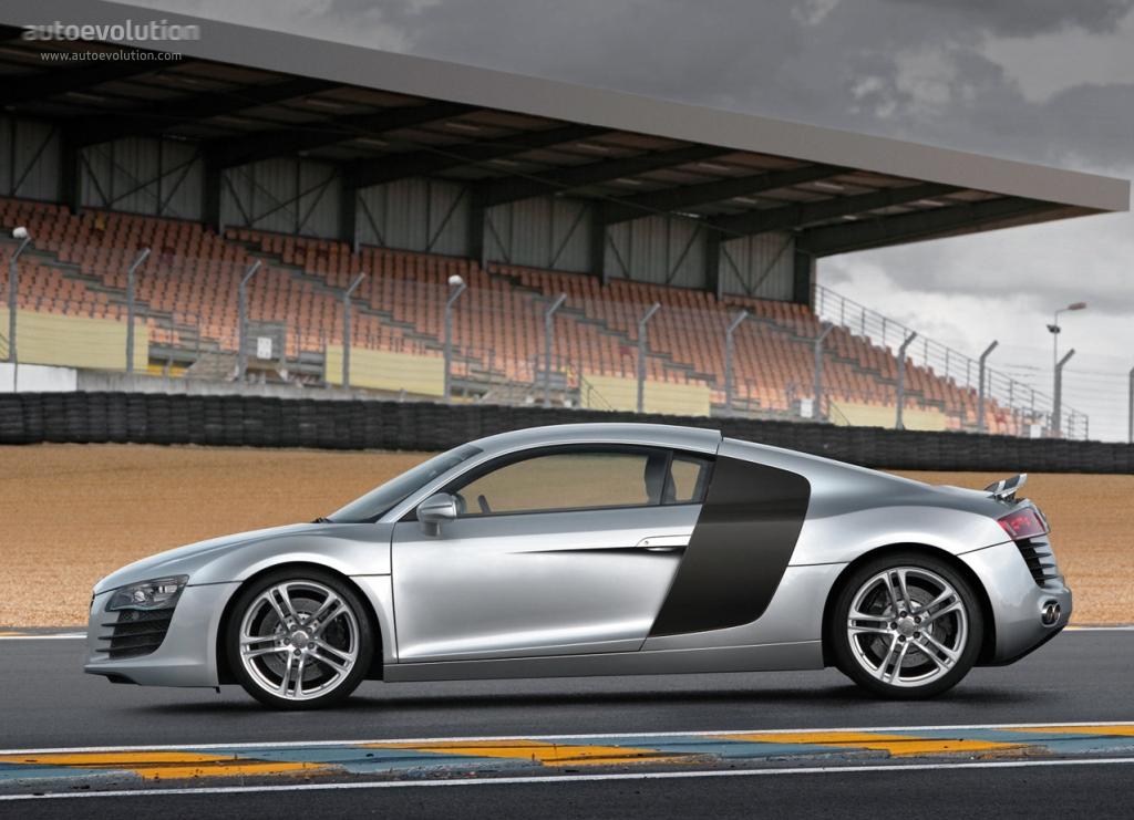 Audi R8 I 2007 - 2012 Coupe #4