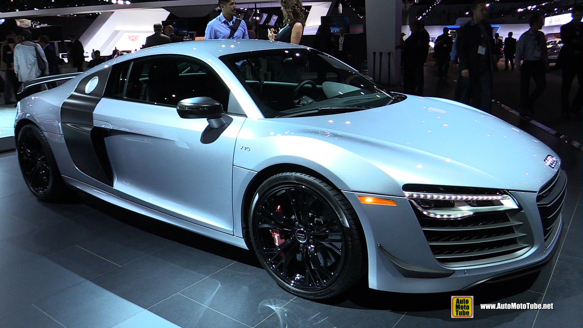 Audi R8 II 2015 - now Coupe #2