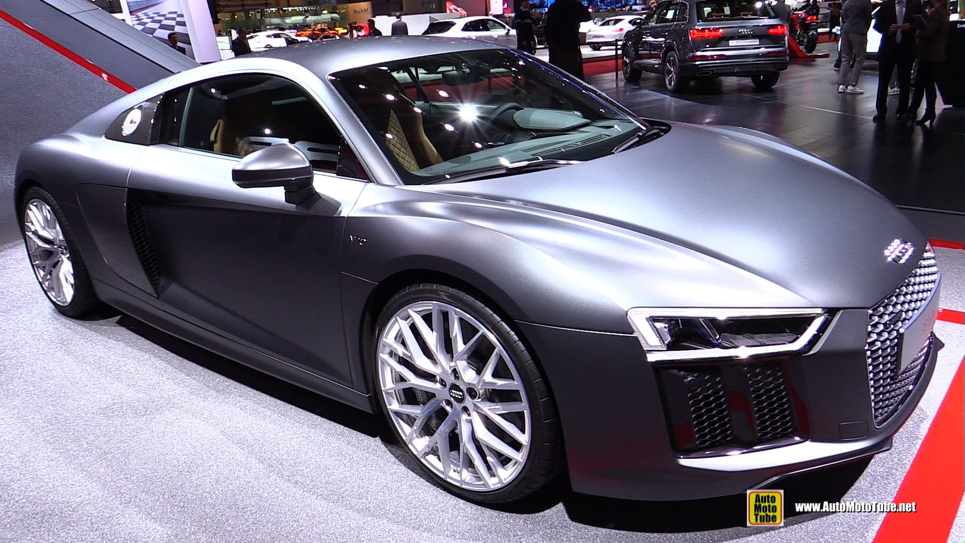Audi R8 II 2015 - now Coupe #1