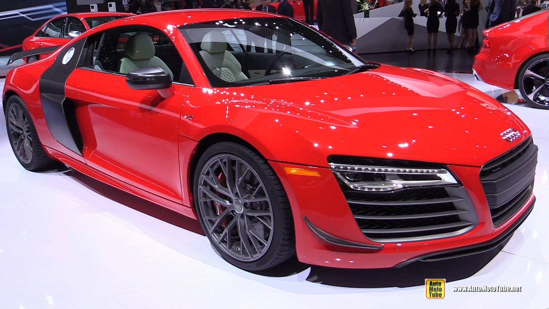 Audi R8 II 2015 - now Coupe #5