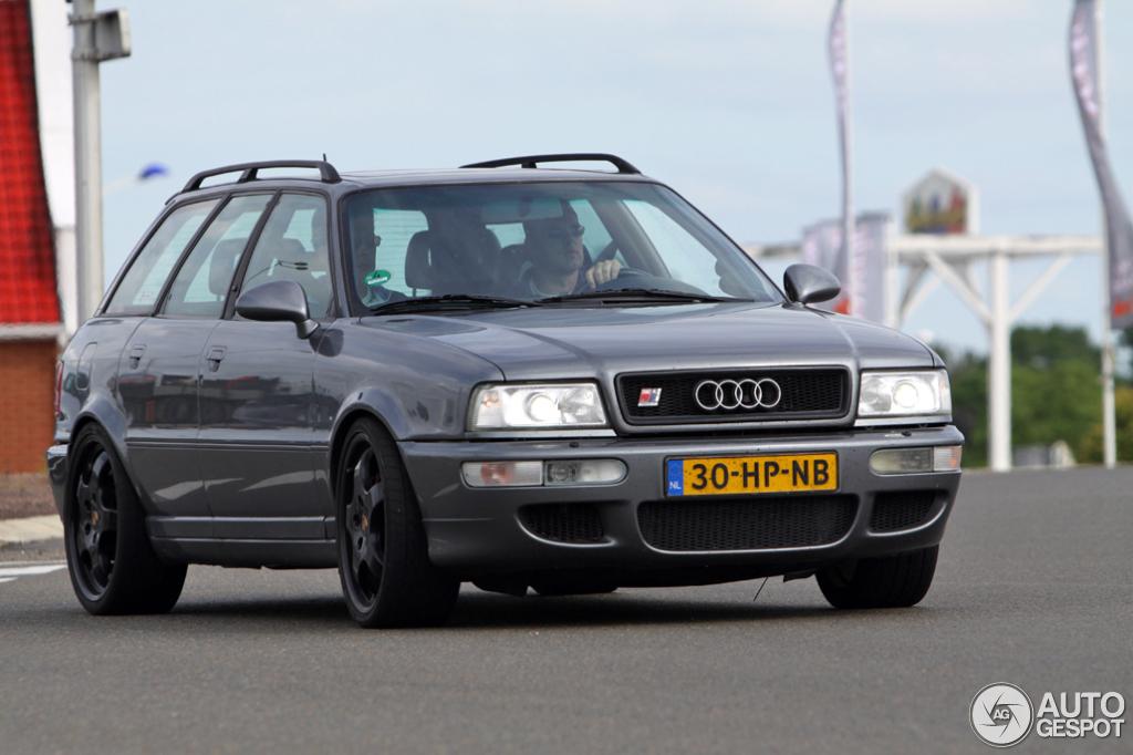Audi RS 2 1994 - 1995 Station wagon 5 door #5