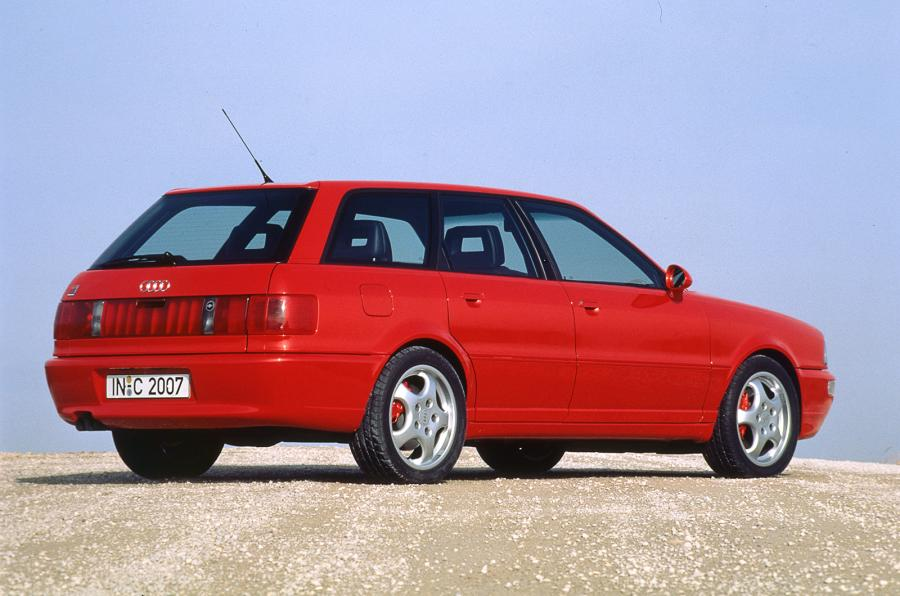 Audi RS 2 1994 - 1995 Station wagon 5 door #3