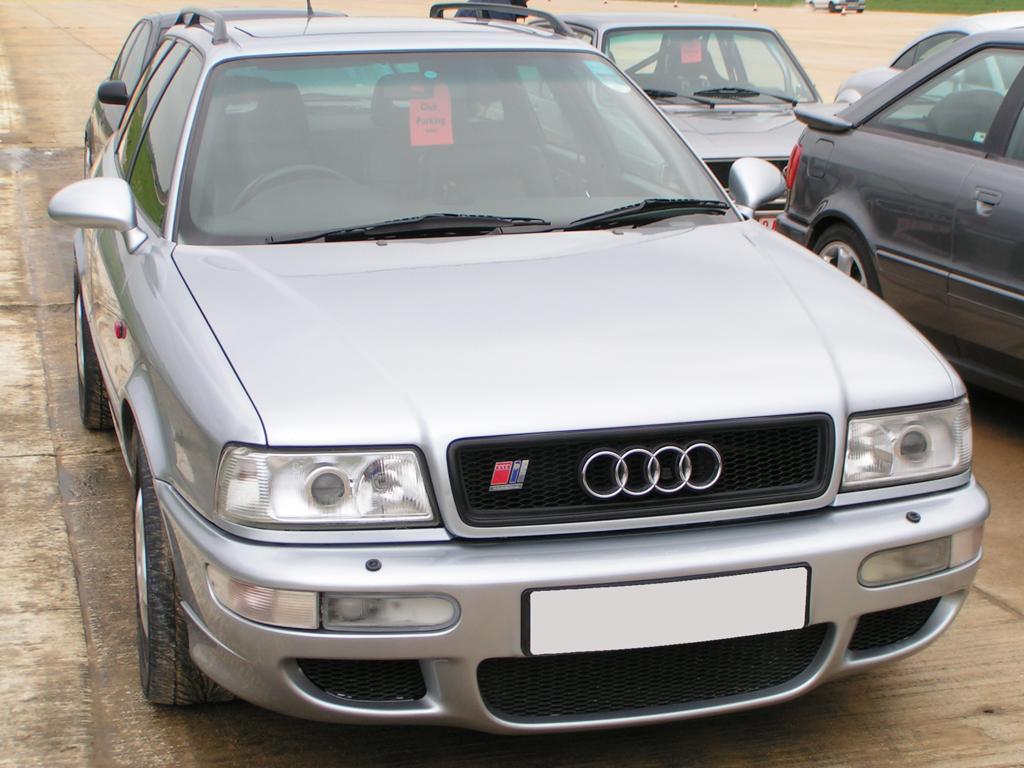 Audi RS 2 1994 - 1995 Station wagon 5 door #8