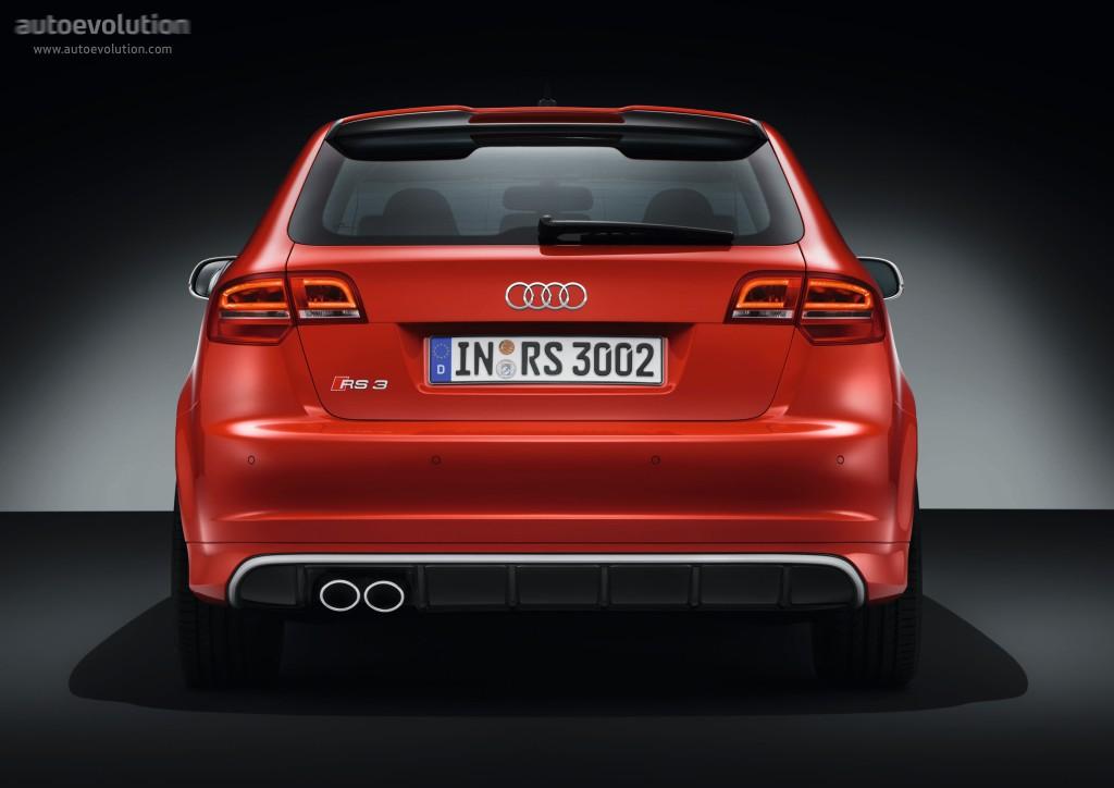 Audi RS 3 I 2011 - 2012 Hatchback 5 door #3
